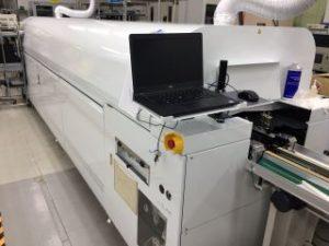 熱風型N2対応リフロー炉 タムラ製作所 TNP25-537PH